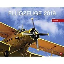 Flugzeuge - Kalender 2019