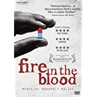 Fire in the Blood [ NON-USA FORMAT, PAL, Reg.2 Import - United Kingdom ] by William Hurt
