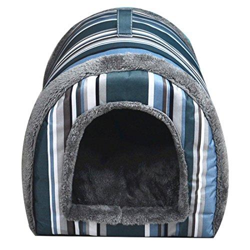 opiniones casas para perros camas de mascotas cat cueva cama en mascotas sofa con mat s   pulgadas