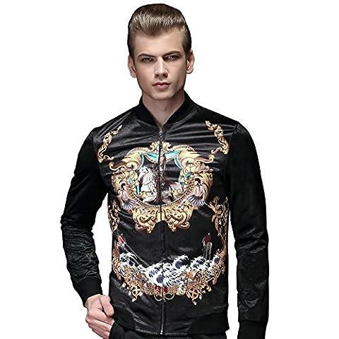 FANZHUAN Veste Homme Slim Veste Homme Printemps Veste Homme Mode 2017