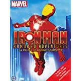 Iron Man - Armored Adventures Stagione 01 (6 Dvd)