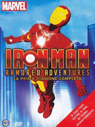 Iron Man - Armored Adventures (Cofanetto - 6 DVD)