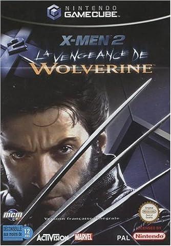 X Men Gamecube - X-Men 2 : La vengeance de