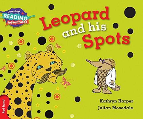 Leopard and his spots