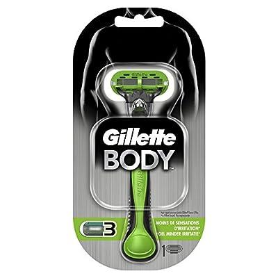 Gillette Body - Men's Body Razor