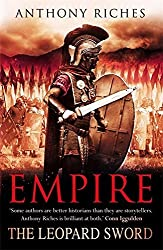 The Leopard Sword: Empire IV (Empire series) by Anthony Riches (2012-04-26)