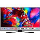 Sanyo 123 cm (49 inches) 4K Ultra HD Smart LED TV XT-49S8200U (Metallic)