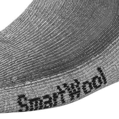 Smartwool, Calze Uomo Hiking Medium Crew Grey