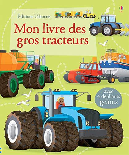 Mon livre des gros tracteurs par Lisa jane Gillespie