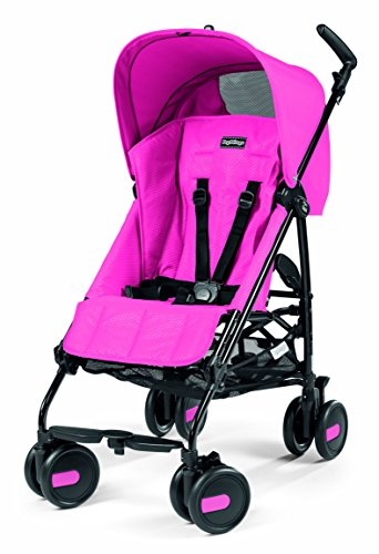 Peg Perego IPKR280035EB39RO39 Passeggino Pliko Mini Mod, Pink