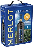 Grand Sud Merlot Trocken Bag-in-Box (1 x 3 l)