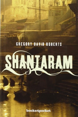 Shantaram by Gregory David Roberts (January 01,2012)