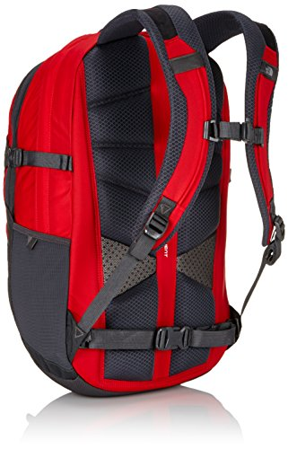 The North Face Borealis TNF Red/Asphalt Grey One Size Image 3