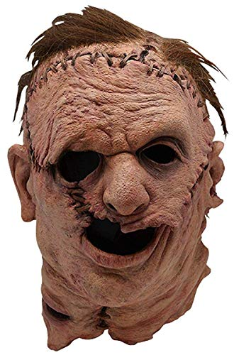 Texas Chainsaw Massacre Remake Leatherface Adult Latex Costume -