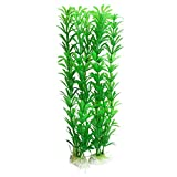 sourcingmap Kunststoff Aquarium Aquarium Wasser Pflanzen Decor, 29cm, grün