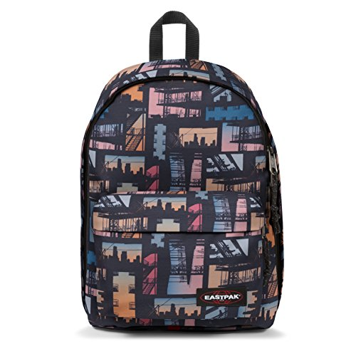 Eastpak OUT OF OFFICE Zainetto per bambini, 44 cm, 27 liters, Multicolore (Sundowntown)