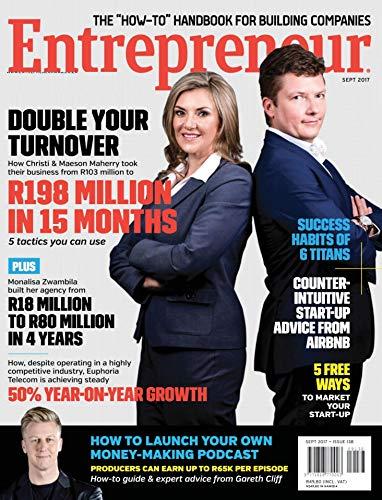Entrepreneur: DOUBLE YOUR TURNOVER (English Edition)