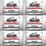 Fishermans Friend Original Extra Strong Lozenges 25g x 12 Packs