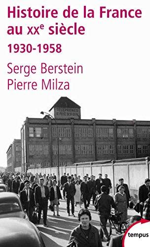 Histoire de la France au XXe sicle (2)