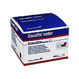 Gazofix color Coesa bendaggio elastico di fissaggio in rosa 20m x 6cm, 1rotolo immagine