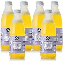 Dr Zak's High Protein 100% Pure Free Range Liquid Egg White 6x1 Litre=6 Litres