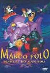 DVD Marco Polo Navrat do Xanadu (Tchèque version)