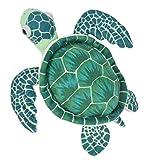 Wild Republic-22460 Peluche Tortuga Cuddlekins, Color Verde, 20 cm (22460
