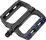 Sixpack Menace Pedal schwarz/blau 2018 Pedale
