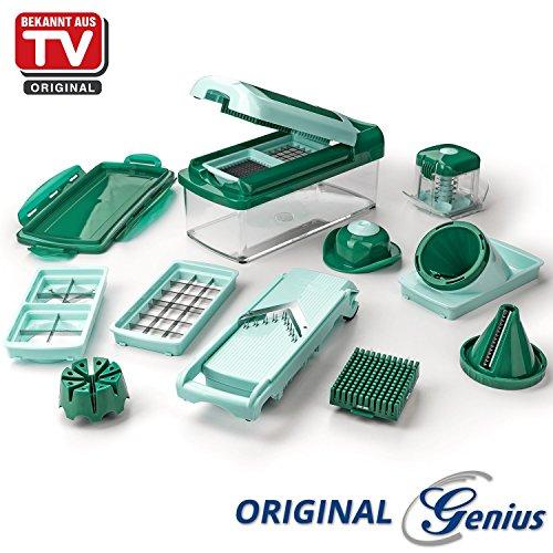 genius-nicer-dicer-fusion-smart-julietti-mint-grun-16-teile-alles-schneider-reiben-julienne-spiralen