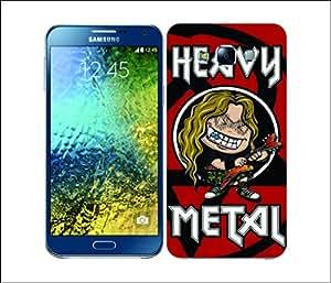 Galaxy Printed 1700 CITY RUNWAY MILANO Hard Cover for Samsung GRAND Prime