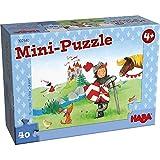Haba 302540 Mini-Puzzle Ritter