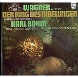 """Böhm in Bayreuth : Karl Böhm Orchesterszenen aus """"""""Der Ring des Nibelungen"""""""