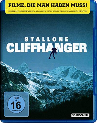 Bild von Cliffhanger - Hang On [Blu-ray]