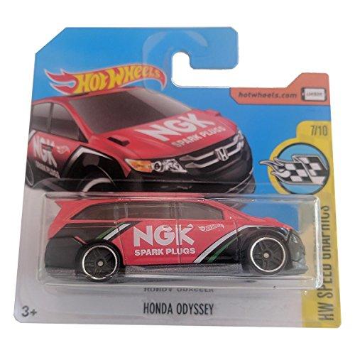 Hot Wheels Honda Odyssey - HW Speed Graphics 53/365 on short card