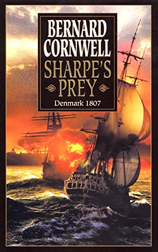 Book cover for Sharpe's Prey