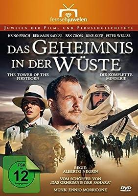 Das Geheimnis in der Wüste - Der komplette 2-Teiler (Fernsehjuwelen)