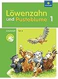 Löwenzahn und Pusteblume - Ausgabe 2009: Arbeitsheft A zum Leselernbuch A mit Lernsoftware 1