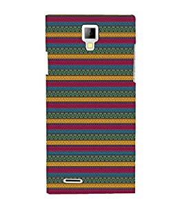 Green Indian Design 3D Hard Polycarbonate Designer Back Case Cover for Micromax Canvas Xpress A99