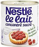 Nestlé Lait Concentré Sucré 397 g - Lot de 3