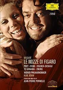 Mozart, Wolfgang Amadeus - Le nozze di Figaro (Wiener Philharmoniker/Karl Böhm) [2 DVDs]