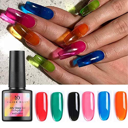 FOONEE Esmalte De Uñas UV/LED Gel Soak Off
