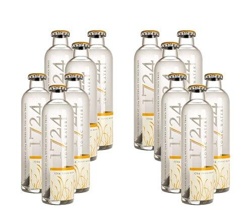 1724 Tonic Water Glasfllasche (12 x 0.2 l)