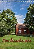 Die Ålandinseln (Tischkalender 2019 DIN A5 hoch): Eine fotografische Reise (Monatskalender, 14 Seiten ) (CALVENDO Natur)