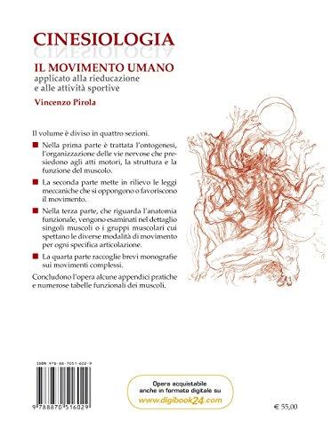 Zoom IMG-1 cinesiologia il movimento umano applicato