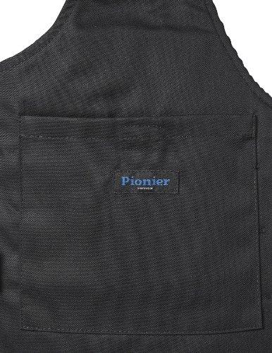 PIONIER WORKWEAR Herren Trenker-Garantiecord-Zunftweste in schwarz (Art.-Nr. 4852) schwarz,Größe 54 Schwarz