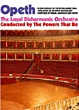Opeth - In Live Concert At The Royal Albert Hall (Collector's Edition, 2 Discs + 3 Audio-CDs) [Deluxe Edition] [Deluxe Edition]