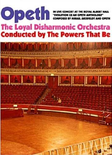 Opeth - In Live Concert At The Royal Albert Hall (2 Dvd+3 Cd)