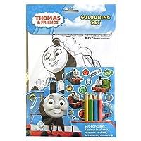 Anker THCST Thomas & Friends Colouring Set