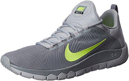 Nike - Free Trainer 5.0 (V5), Scarpe Da Ginnastica da Uomo Cool Grey/Wolf Grey/Volt
