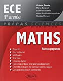 Mathématiques ECE-1e année